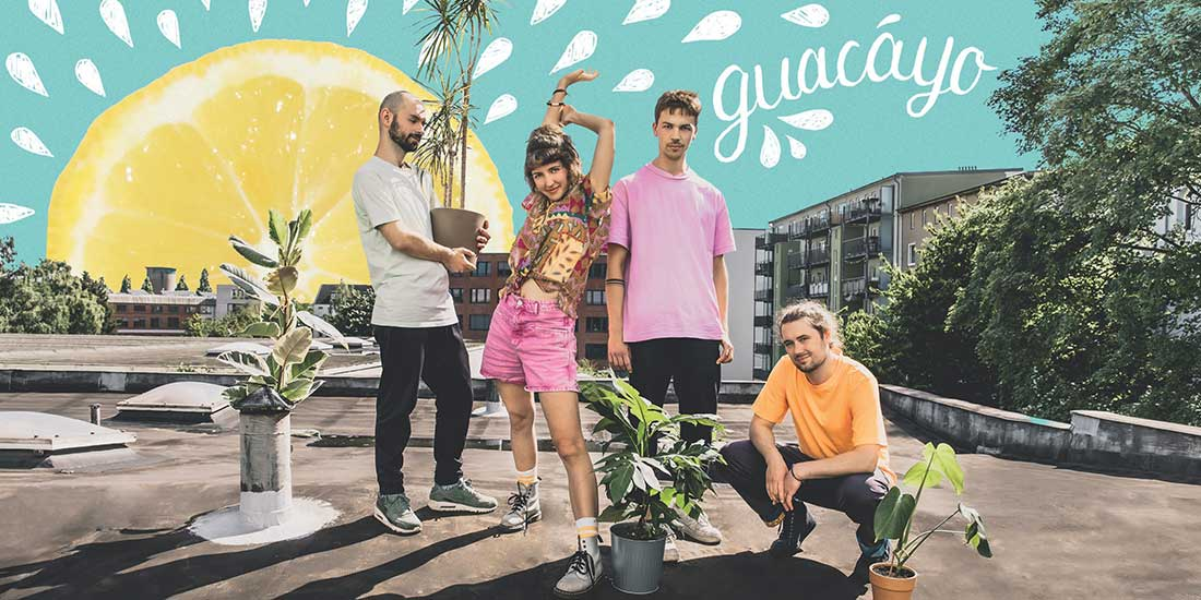 "Guacayo – ""Lemonade Tour 2021"" | Neues Schauspiel, Leipzig"