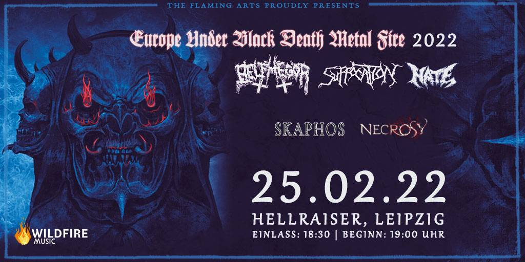 Suffocation & Belphegor